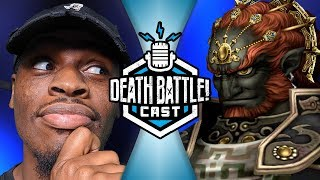 Ganondorf VS Dracula Q&A | Is the MCU NOT Cinema?! | DEATH BATTLE Cast #150