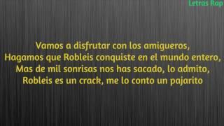 EL RAP DE ROBLEIS - (Con Letra)