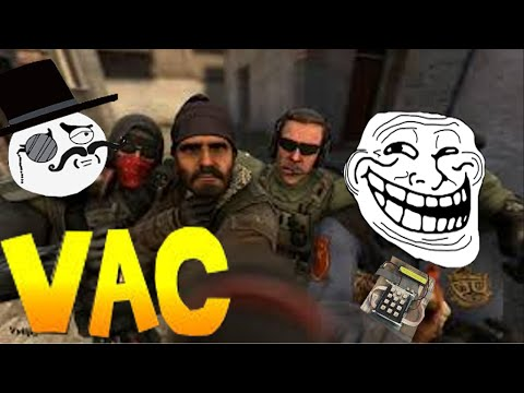 WORST HACKER EVER?! | CS:GO #1 | Drölf! | 720p
