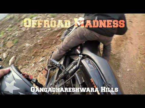 Offroad Mayhem at Newly Explored Gangadhareshwara Hills