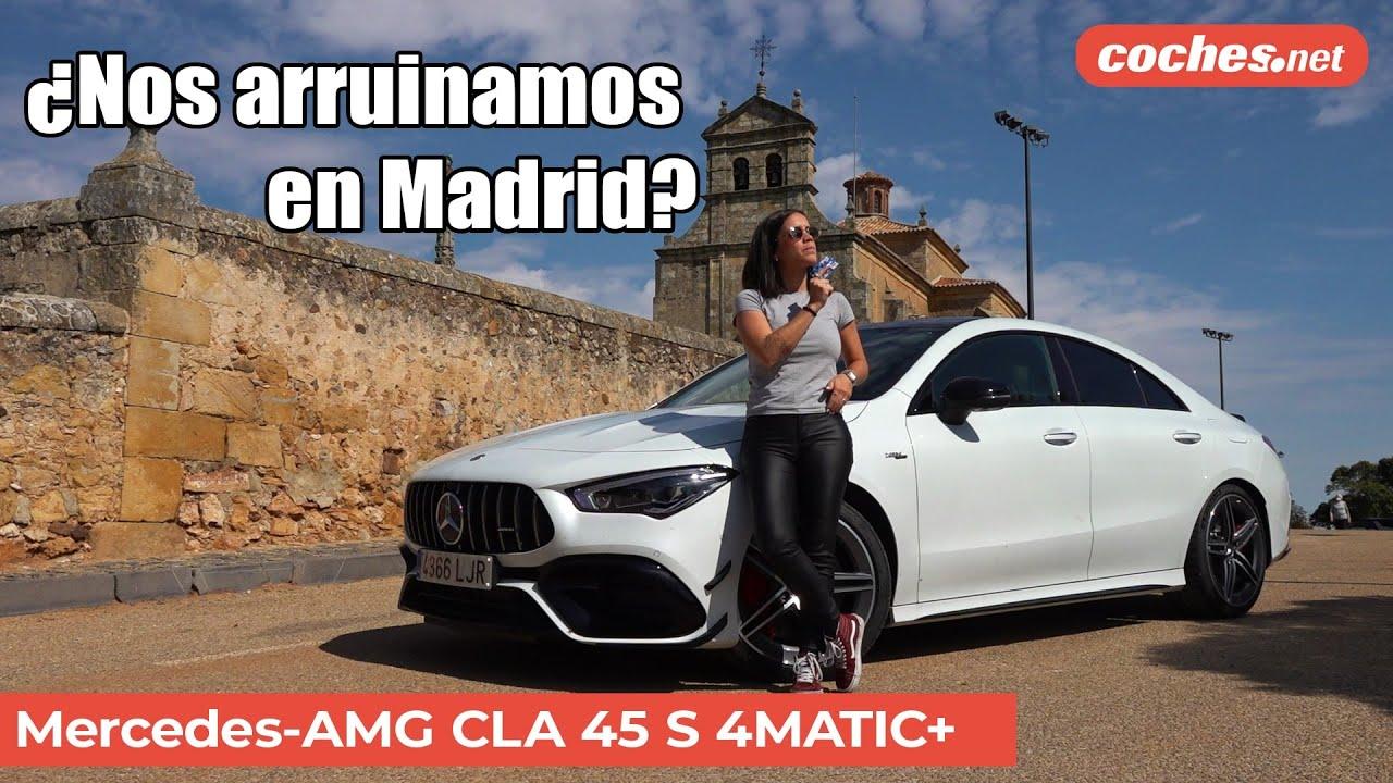 Download Mercedes-AMG CLA 45 S 4MATIC+ | Prueba / Test / Review en español | coches.net