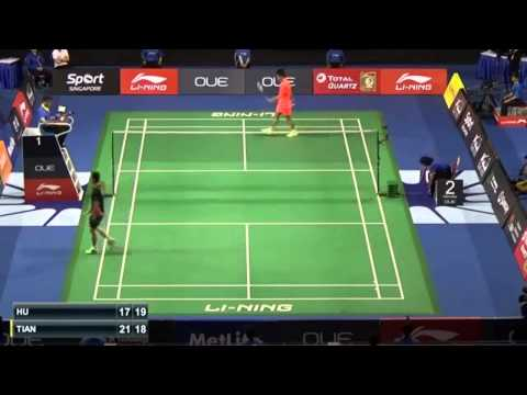 Final-2015 Badminton Asia Championships