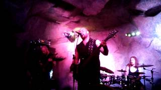 Mercenary - Embrace The Nothing live at Budapest 2013.09.05. HD