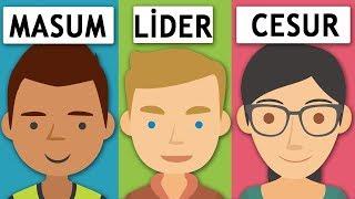 Yüzün Senin Hakkında Ne Söylüyor ? ( YÜZ ŞEKLİNE GÖRE KARAKTER ANALİZİ )