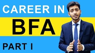 Bachelor of Fine Arts Career After 12th in India | BFA PART I | by Abhishek Kumar