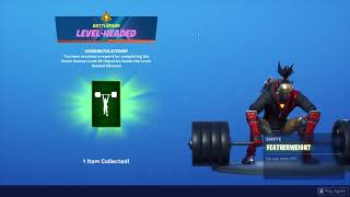 *UNLOCKING* The Featherweight Emote In Fortnite...!!!