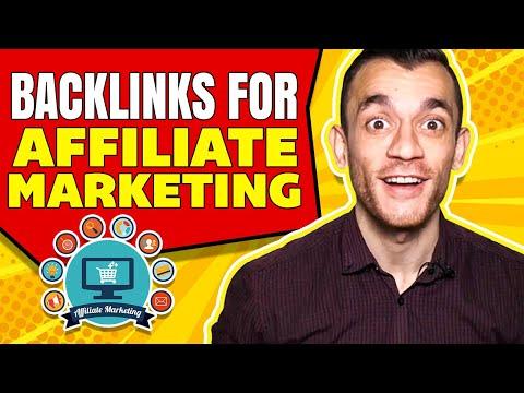 Backlinks For Affiliate Marketing: 5 FAST Link Building Strategies