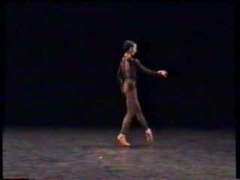 Tamara Rojo - 6 Concours int. de Danse de París