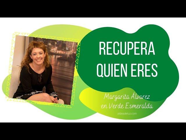 Recupera Quien Eres - Margarita Álvarez en Verde Esmeralda 30/04/2021
