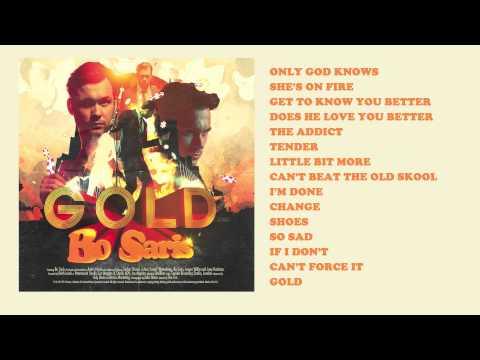 Bo Saris - GOLD (Album Sampler)
