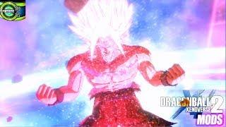 Beste Benutzerdefinierte Animation Goku Übertrifft seine Grenzen | DB Xenoverse 2 Mods zu Präsentieren
