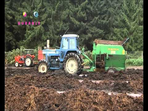 Pr sentation terreau de caux producteur de lombricompost for Terreau