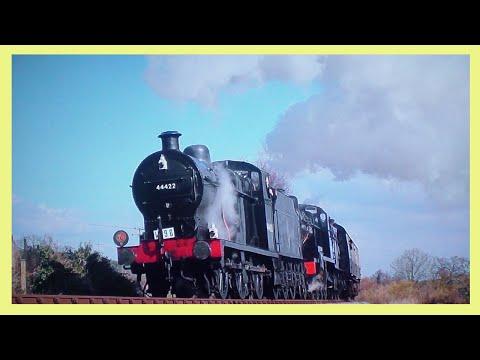 West Somerset Railway - S&D Spring Steam Gala - 2016