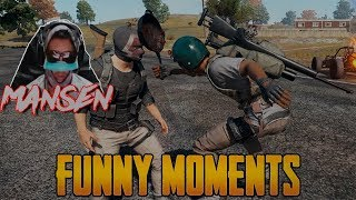PUBG Lobby Simulator Moments (18+)