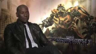 Эксклюзив от Filmzru! Видеоинтервью с Тайрезом Гибсоном   «Трансформеры 3»