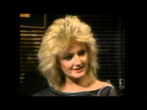 Countdown (Australia)- Molly Meldrum Interviews Bonnie Tyler- June 19, 1983