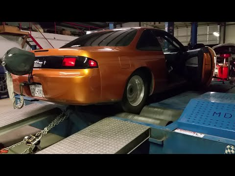 1000hp STOCK BOTTOM END 5.3 WITH LOTS OF BOOST! Turbo LS Nissan 240SX