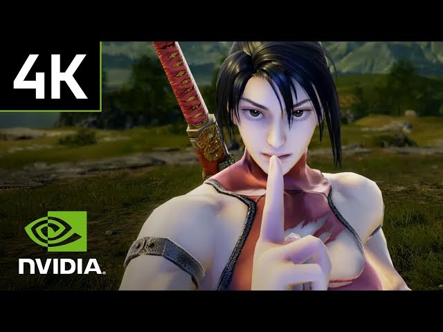 Soul Calibur VI: Exclusive 4K PC Gameplay   Siegfried, Taki, Geralt, and more!