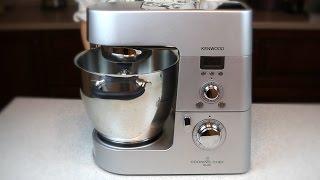 Кухонная Машина KENWOOD COOKING CHEF KM094 ✧ Обзор