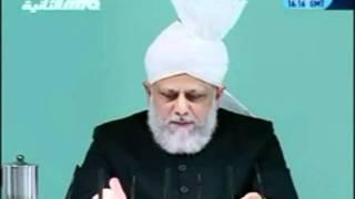 Проповедь Хазрата Мирзы Масрура Ахмада (22-10-2010)clip-5.flv
