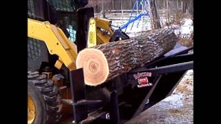 Halverson Wood Products HWP 140HD 2