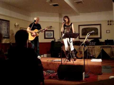 Moondance Van Morrison  cover by Lynn Bradbury and Alan Lane