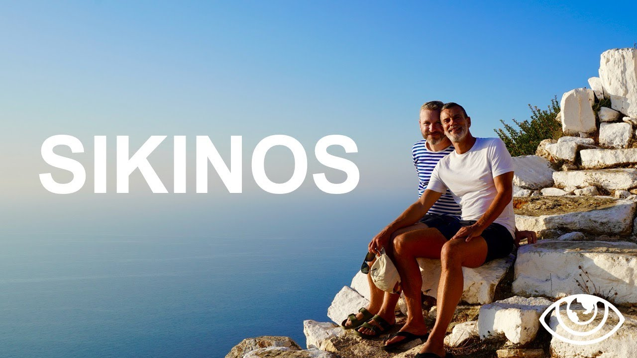 Sikinos (4K) / Greece Travel Vlog #262 / The Way We Saw It