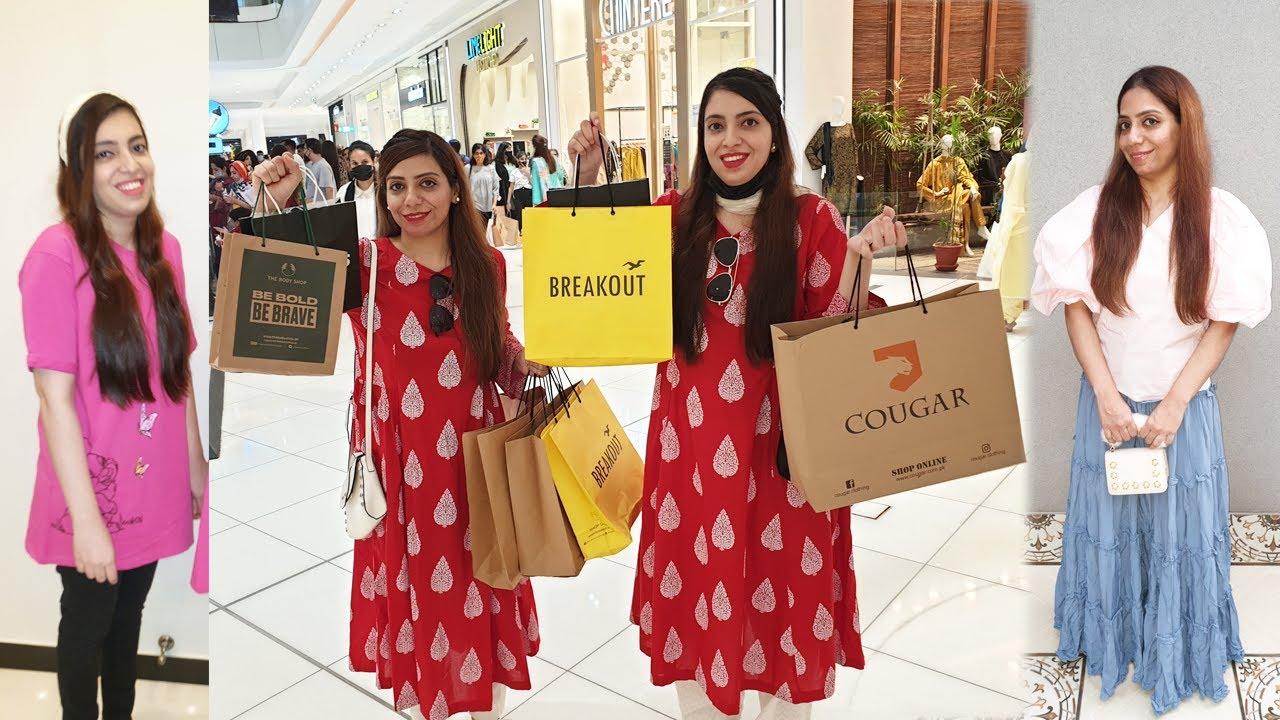 Download Nand & Bhabhi Ne Ki Western Outfits Ki Shopping   Ayesha & Momina
