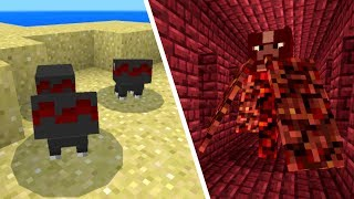 New Mobs for Minecraft Pocket Edition 1.3 (Minecon Mobs Concept)