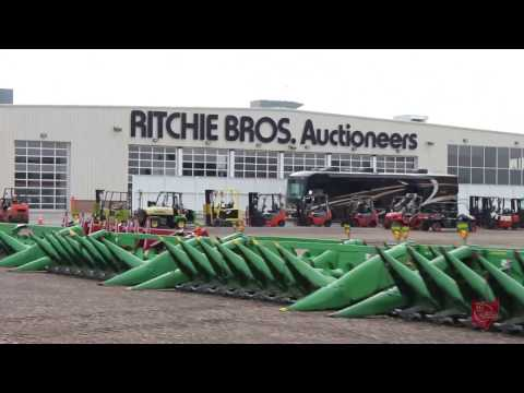 Ritchie Brothers Auctions: See for yourself a unique auction experience