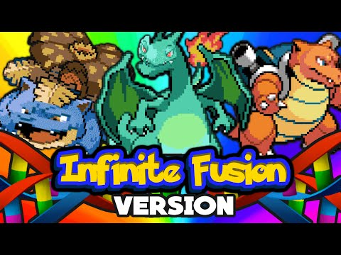 Pokemon Infinite Fusion Version HIGHLIGHTS + Free Download Link!