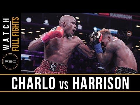 Charlo vs Harrison FULL FIGHT: December 22, 2018 — PBC on FOX