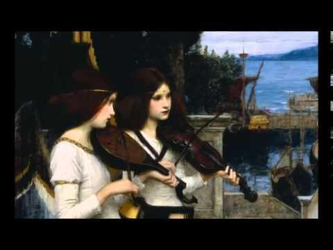 Maria Margarethe Danzi - Sonata No. 3 for Violin & Piano in E major, Op. 1 No. 3
