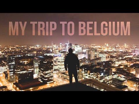 My trip to Belgium
