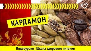 Урок по специям (кардамон)