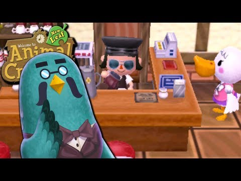 Animal Crossing: New Leaf - Part-Time Java Job (Nintendo 3DS Gameplay Walkthrough Ep.50)