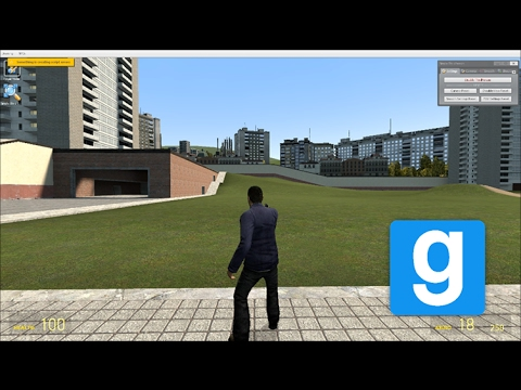 Simple Third Person View (Garry's Mod)