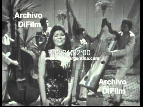 Clip musical de Mario Suarez con Amado Lovera 1963