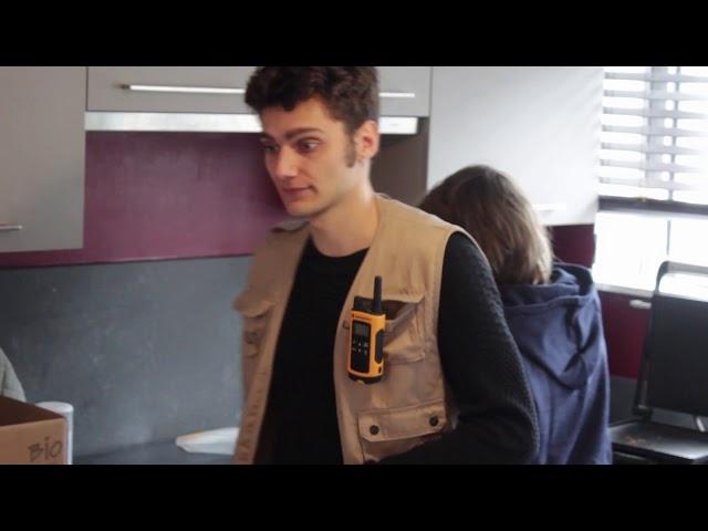 Making of avec Maxi : La régie | BOLDIOUK ET BRADOCK