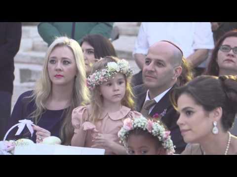 Rebecca & Barak Wedding Chuppah