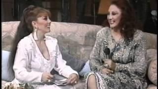 Amalia Mendoza en el programa Mala Noche, No, de Verónica Castro - parte 10 - Tu que pensabas YouTube Videos