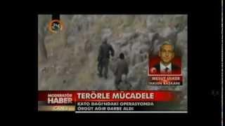 turquie l armee turque tue 18 terroristes kurdes du pkk a kato une ville turque