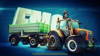 Let's Play - Farm Machine Championships 2014 - #01 - Lasset die Spiele beginnen