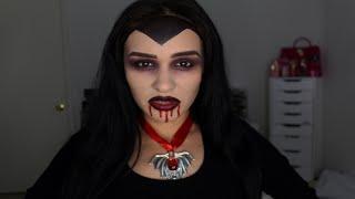Maquillaje De La Vampira Thumbnail
