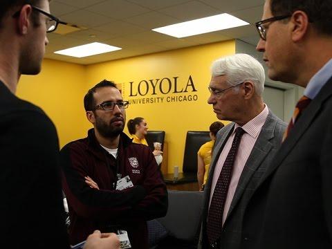 Loyola Medicine Sports Medicine Program