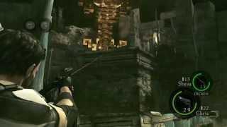 Resident Evil 5 Gameplay Part 15 Deutsch