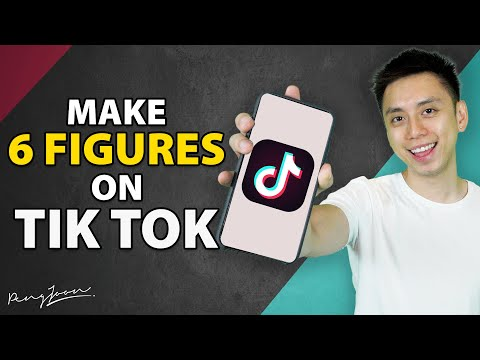 How To Make Money Online With TikTok!   (This Is Wide OPEN! )