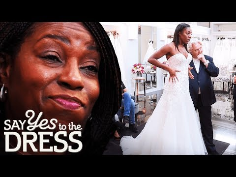 Mother Wants the Bride in a Modest & Demure Wedding Dress | Say Yes To The Dress UK