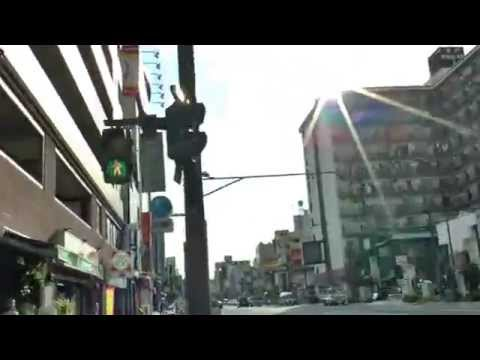 横浜ホワイトハウスへの道