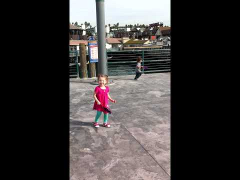 Play Date At Redondo Beach Pier